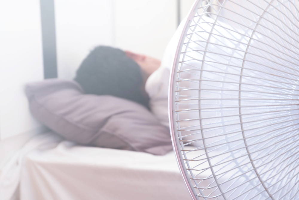 Beating the Heat in Your Sleep