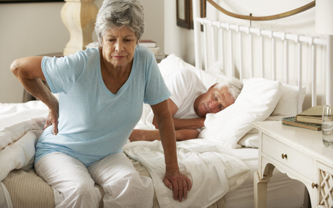 When Sleep Becomes Painful, Check Your Mattress First